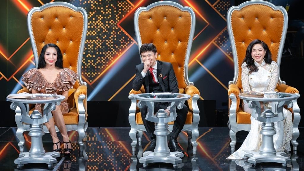 'Hãy nghe tôi hát': Danh ca Thái Châu cười đắc ý khi nhận xét Đoàn Tuấn giống mình