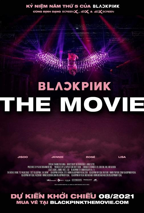 Fan Blackpink ở Việt Nam hóng chờ từng ngày khi bom tấn 'Blackpink the movie' dự kiến ra mắt vào tháng 8