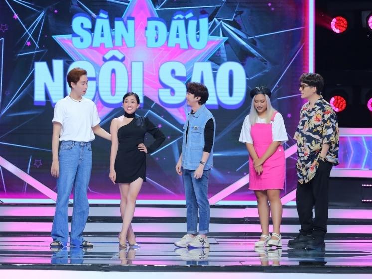 'Sàn đấu ngôi sao': Hải Triều muốn làm công chúa để Châu Đăng Khoa… 'hôn'