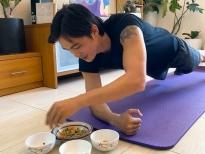 Dàn mỹ nam showbiz Song Luân - Xuân Phúc - Lãnh Thanh khoe thể hình 'siêu Mlem' với 'Run from home'