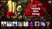 'Mẹ là tình yêu!': Đêm nhạc tri ân những người mẹ trên khắp cả nước