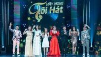 'Hãy nghe tôi hát 2021': Như Thùy, Đoàn Tuấn và Thái Bảo tiến thẳng vào chung kết
