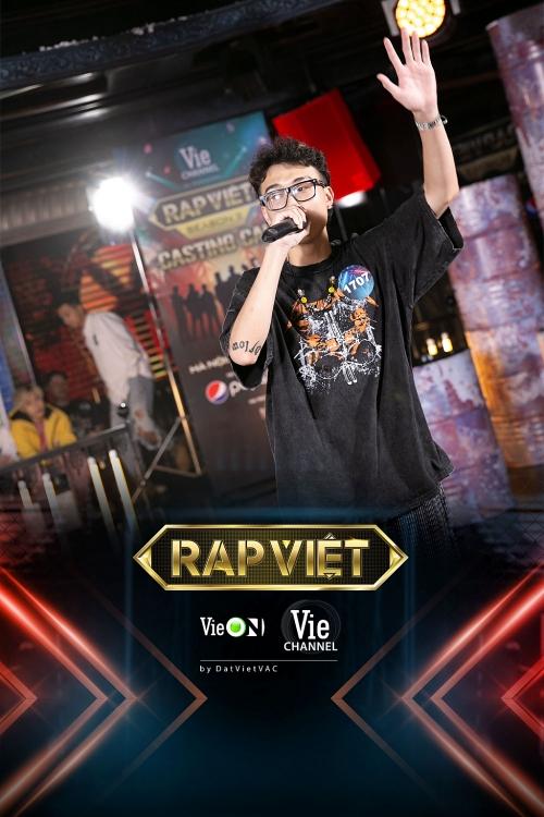 Sau RPT Orijinn, thêm thành viên nhà Rapital chính thức thẩm định tham gia vào cuộc chiến khốc liệt tại casting 'Rap Việt' mùa 2