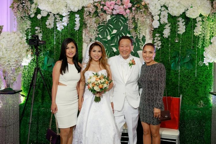 Dàn sao hải ngoại quy tụ về Bolsa dự đám cưới bạc cặp đôi Lê Quang – Cam Thơ