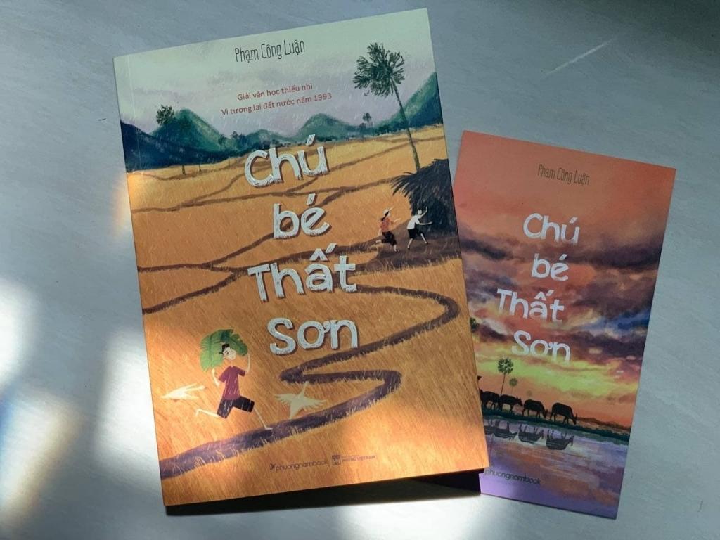 'Chú bé Thất Sơn': Quyển sách 30 tuổi với sức sống mới