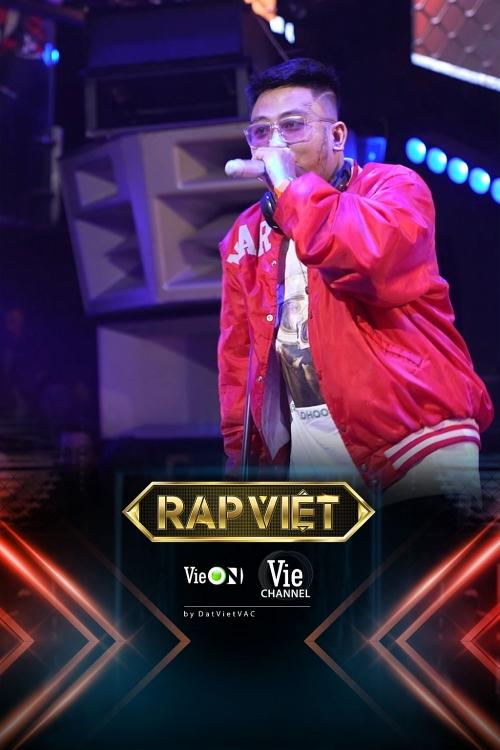 Casting 'Rap Việt': Chàng rapper quê Hải Phòng cưỡi beat siêu cuốn khiến Touliver và JustaTee phải thích thú