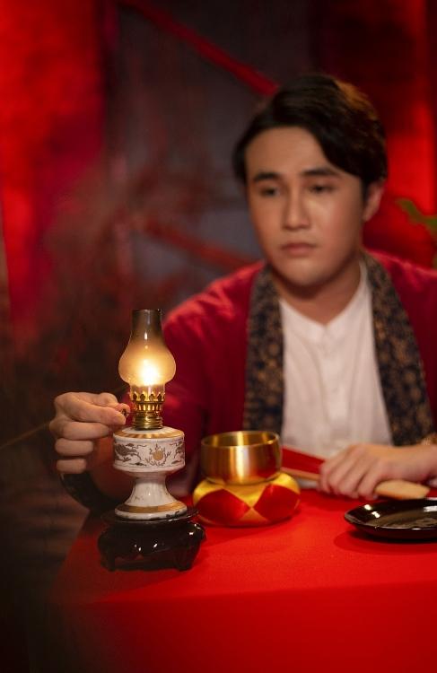 Hơn 38.000 người thức xuyên đêm cùng xem tập 1 'Một nén nhang' phần 3 với Huỳnh Lập