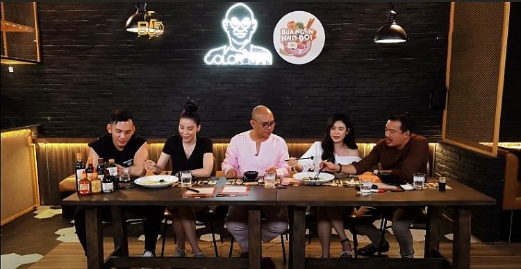Lý Bình đáp trả cực gắt khiến Ngô Phương Anh, Huy Cường tái mặt tại 'Bữa ngon nhớ đời'