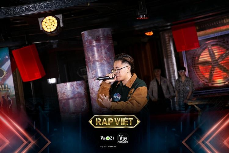 Cao Bá Hưng khiến fan phấn khích vì bản rap 'nghe vẻ nghe ve' cực độc lạ tại casting 'Rap Việt' mùa 2