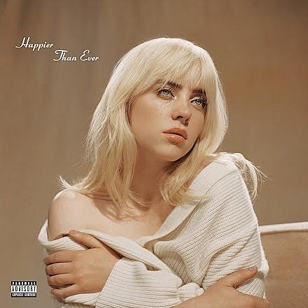 Billie Eilish trở lại với  album 'Happier than ever', liệu có thể vượt qua cái bóng của album đầu tay cực khủng?