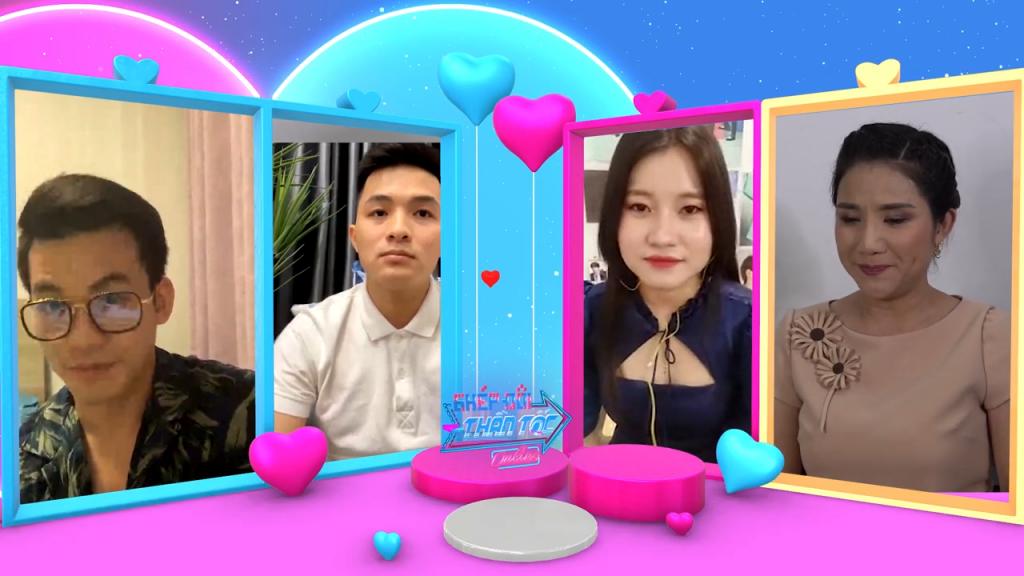 Fan Kpop cực xinh khiến hai chàng giám đốc 'choáng ngợp' tại 'Ghép đôi thần tốc Online'