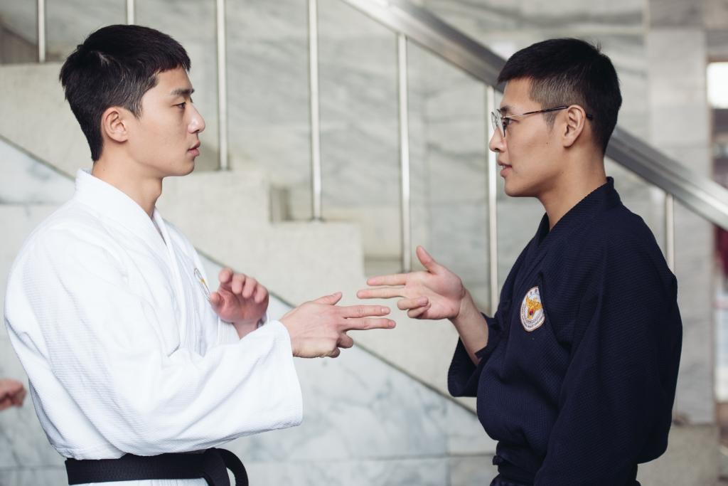 park seo joon cung kang ha neul quay tung bung trong canh sat tap su