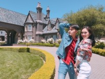 Nam Cường cùng em gái quay MV tại Mỹ