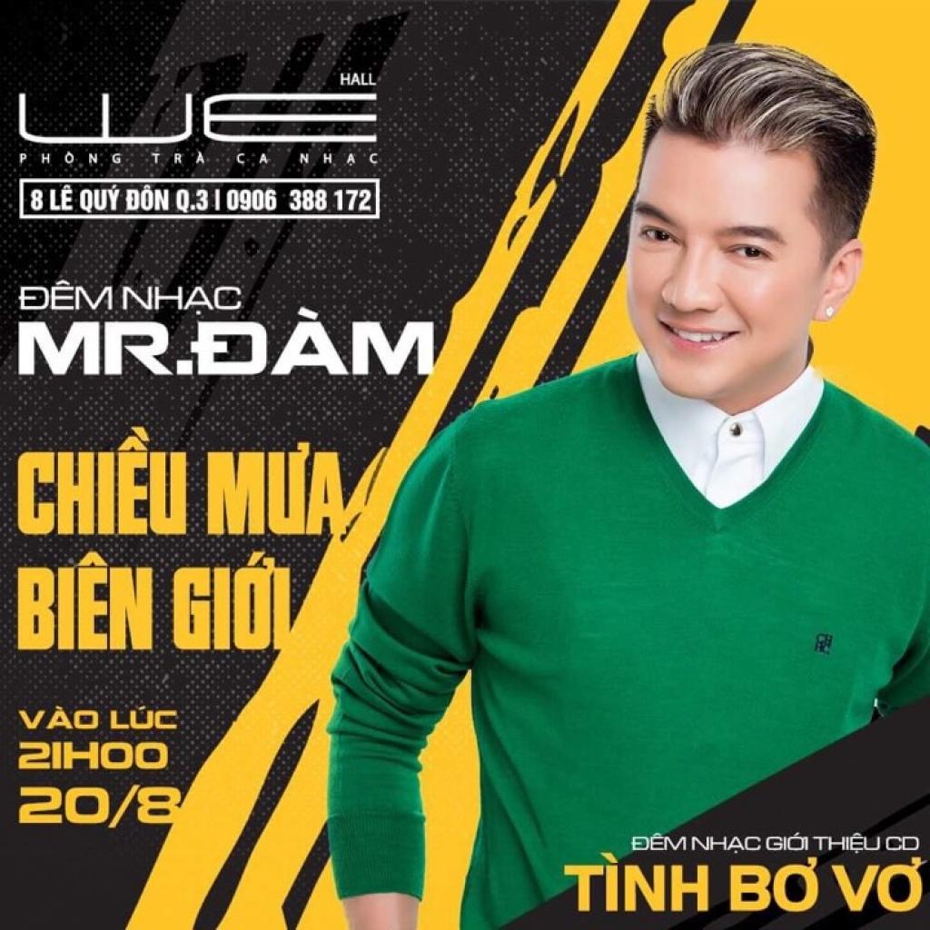 dam vinh hung dua ban nhac duong pho vao mini show bolero