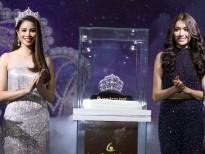 """Hé lộ chiếc vương miện 2,7 tỷ đồng của """"Hoa hậu Hoàn vũ Việt Nam 2017"""""""