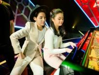 'Tiểu thư dương cầm' Lan Anh có thể dừng cuộc chơi 'Thần đồng âm nhạc - WonderKids' vì gãy tay