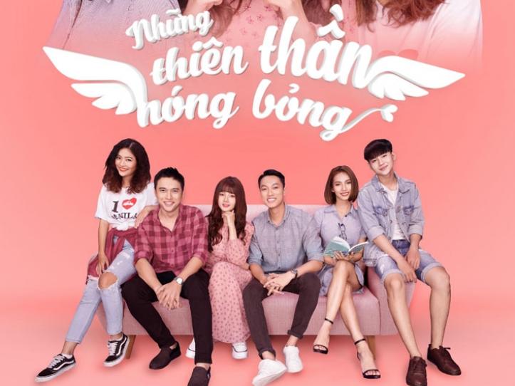 Hé lộ dàn diễn viên chính web-series 'Những thiên thần nóng bỏng'