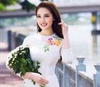 nguoi dep gia hoa cuu thanh vien nhom nhac tvm bat ngo du thi hoa hau viet nam chau a 2018