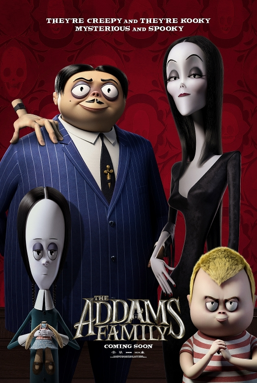 the addams family gia dinh ky di nhat the gian tung trailer moi day hai huoc va bat ngo