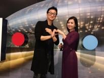 Ca sĩDương Hồng Loan yêu 'soái ca xứ Hàn'?