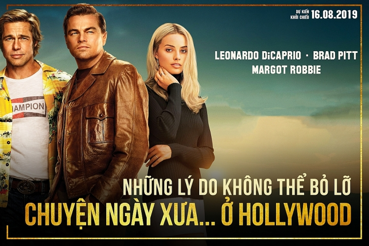 once upon a time in hollywood thuc su choang ngop va man nhan