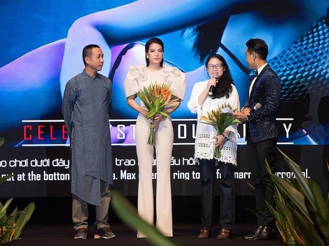 nha san xuat truong ngoc anh dao dien hong ngan mai the hiep tim ung vien cho du an phim trong top 30 mister vietnam 2019