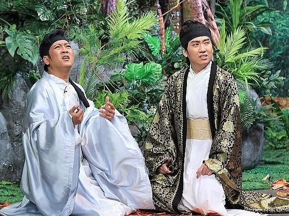 phat la dung chung san khau on gioi voi thay truong giang