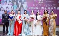 Khởi động vinh danh 'Gương mặt đại sứ Hoa hậu nhân ái Việt Nam 2019'