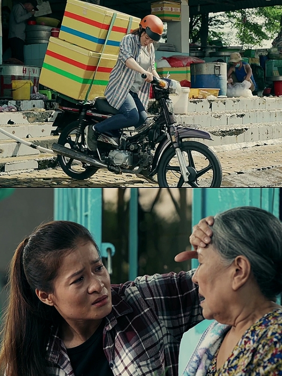 web drama banh beo huu dung dap tan dinh kien ve chi em banh beo