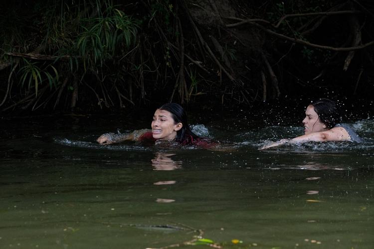 """Cá sấu tử thần"""": Cuộc đi săn đẫm máu trong hang động của cá sấu"""