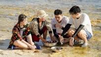 Mạc Văn Khoa rủ Anh Tú, Fanny khám phá đảo Lý Sơn