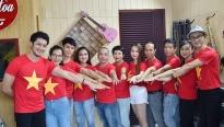 Nhạc sĩ Hoàng Quân cùng các nghệ sĩ hướng trái tim về Đà Nẵng
