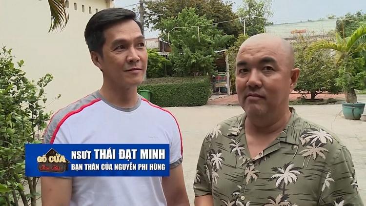 nguyen phi hung lan dau bay to quan diem ve tin don cap ke bau show