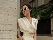 Mai Thanh Hà trở thành 'nàng thơ'của trong BST pre-fall NTK Đặng Hải Yến