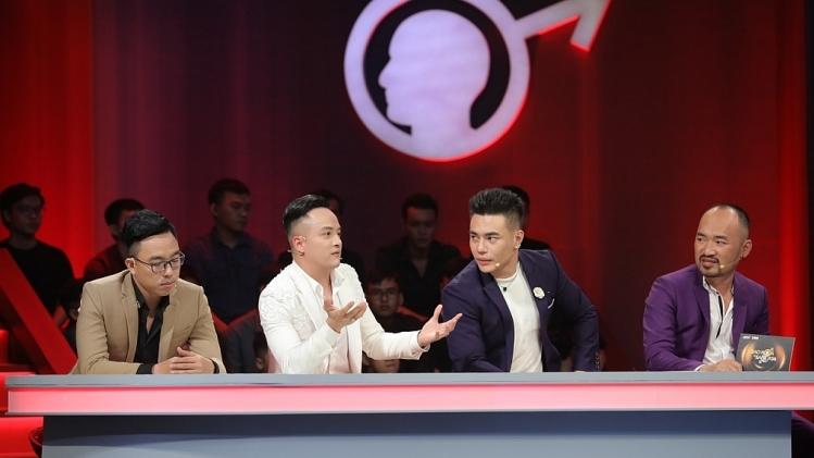 Cao Thái Sơn bất ngờ xuất hiện ở chương trình 'Sao hỏa sao kim'