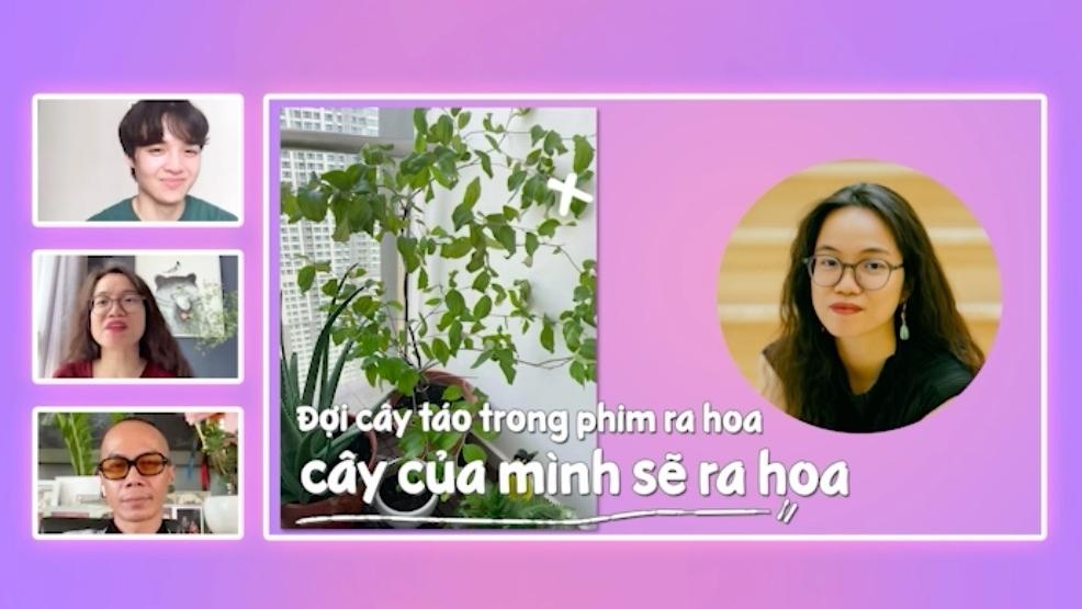 Đạo diễn Võ Thạch Thảo khiến toàn bộ ekip chấn động với vai cameo xuất hiện chớp nhoáng trong 'Cây táo nở hoa'