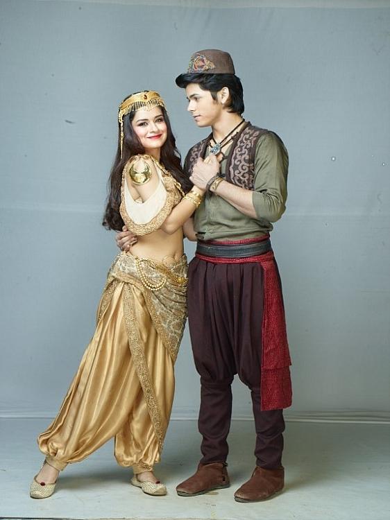 Siddharth Nigam - Nam diễn viên được săn đón nhất Ấn Độ thủ vai chính trong phim 'Aladdin và cây đèn thần'