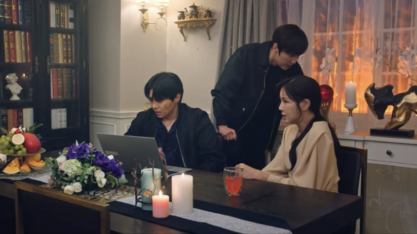 'Penthouse: Cuộc chiến thượng lưu 3' tập 9: Hé lộ bằng chứng cô Cheon giết Oh Yoon Hee