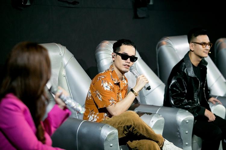 Khắc Hưng cảm thấy 'sướng' khi cùng thí sinh team mình 'cháy' ở 'The Heroes'