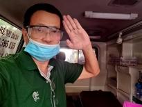 Diễn viên, nhà báo Lữ Đắc Long: Tôi được sống là nhờ nghệ sĩ và bác sĩ!