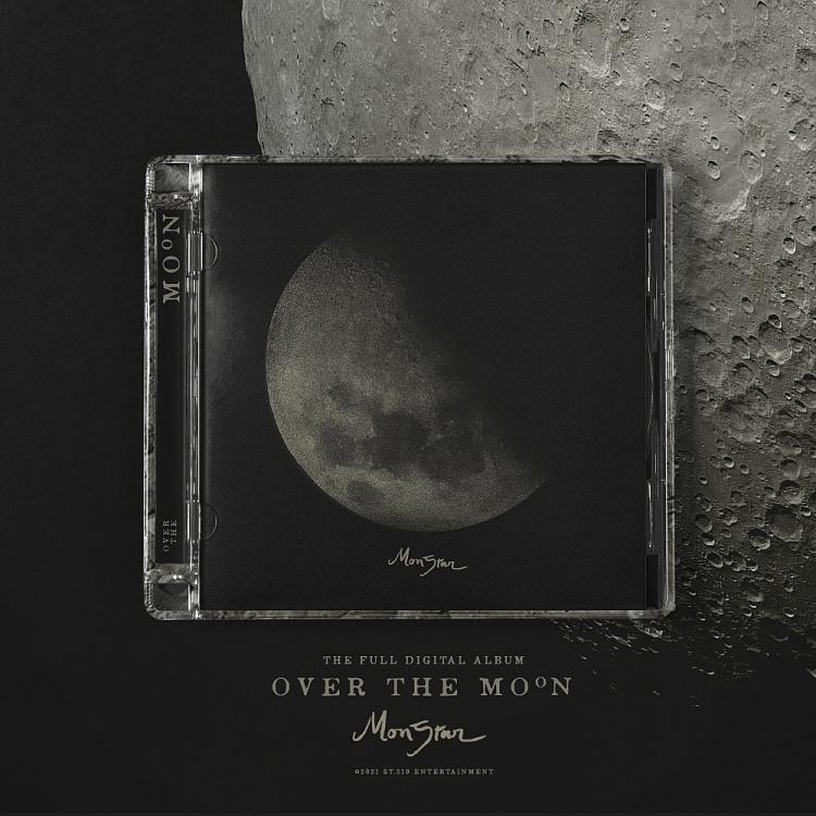 'Over the moon': Album đầu tiên và cuối cùng của Monstar chính thức được phát hành
