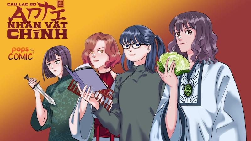 Sau 'Bad luck', Châu Chặt Chém trở lại với bộ comic mới