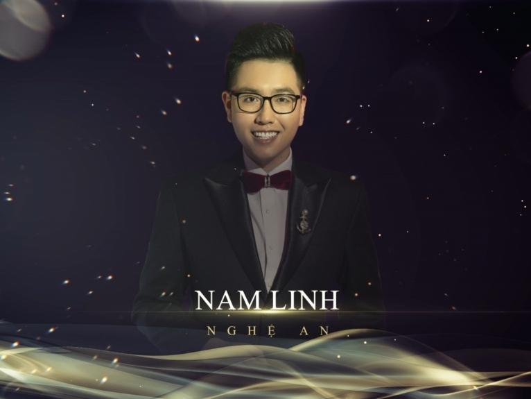 MC Nam Linh nhận nhiều góp ý trái chiều trong phần thi tại 'Én vàng 2021'