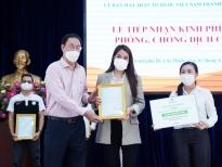 Trương Ngọc Ánh, Chi Bảo và 'Quỹ Hiểu về trái tim' tiếp tục tiếp sức mùa dịch Covid-19