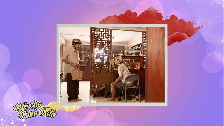 'Gõ cửa nhà táo': Trong phim khắc khổ nhưng ai ngờ Thái Hòa lại là người siêu nhây, hay chọc Hồng Ánh sau hậu trường