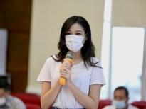 Hoa hậu Đỗ Hà ủng hộ chương trình thiện nguyện 'Cùng Tiền Phong - Tiếp sức tuyến đầu chống dịch Covid-19'