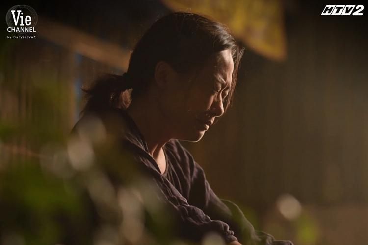 'Cây táo nở hoa' tập 63: Phúc năn nỉ ba đừng chết, Ngọc khóc òa khi nghe lời khuyên từ bố vợ