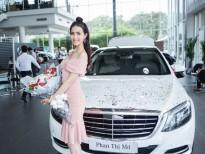 hoa hau phan thi mo da duoc cong chung cong nhan la dien vien chuyen nghiep