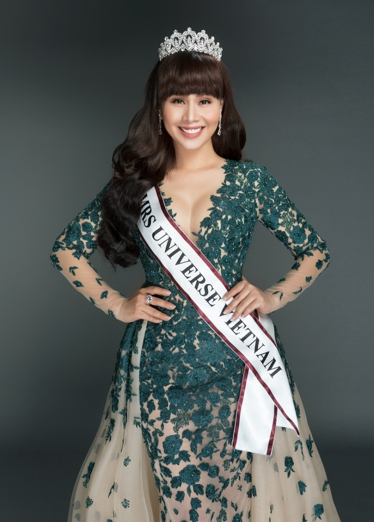 he lo vuong mien miss earth vietnam do hoa hau hang nguyen trao tang