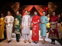 Những BST thời trang độc đáo trên sàn diễn Phong cách châu Á lần 2